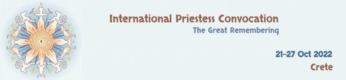 International Priestess Convocation 2021